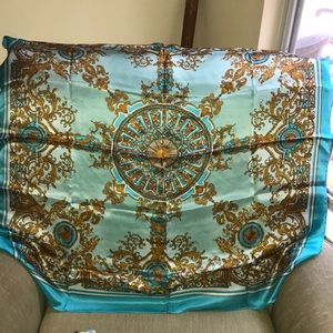 Silk Scarf from Talbots